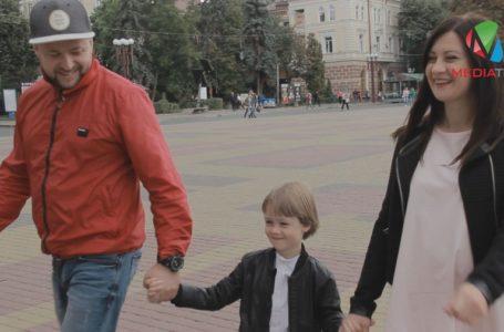Cім'я Поповичів: «Тернопіль – місто з душею» (Відео)