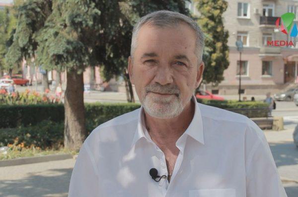 Олександр Смик: «Без Тернополя неможливо жити»