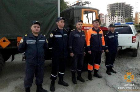 Тернопільські рятувальники ліквідовуватимуть наслідки вибуху на Вінниччині