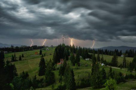 Штормове попередження. На Тернопільщину насувається ураган