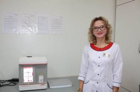 Унікальний апарат для аналізу крові отримала обласна дитяча лікарня