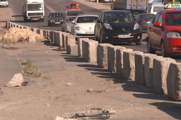 Важким автам на Гаївський міст зась. Схема об'їзду