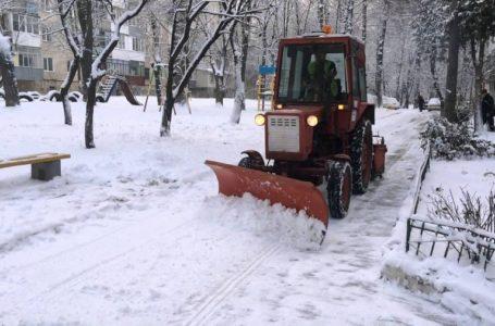 Тернопільським ОСББ досі нічим прибирати сніг