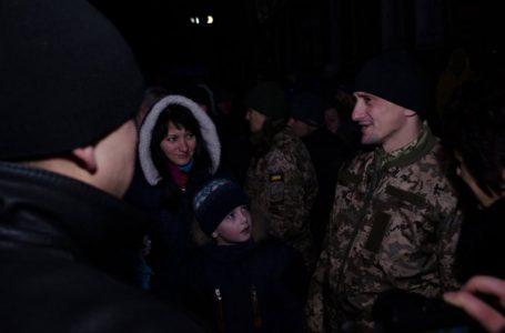 Троє тернопільських військовополонених повернулись додому