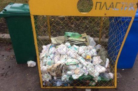 За сортування сміття беруться в Козові
