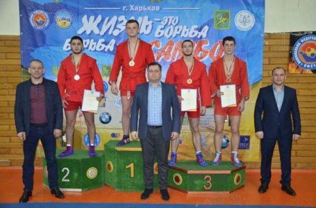 Тернопільський спортсмен здобув бронзу на Чемпіонаті України з боротьби самбо