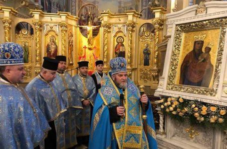 У Тернопіль привезли Чудотворну Зарваницьку Ікону (Фото)