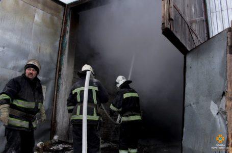 У Теребовлянському районі на складі згоріла тонна капусти