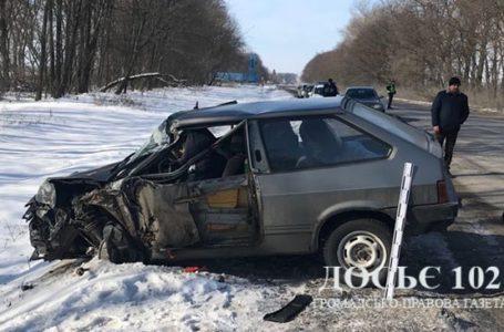 На Тернопільщині після зіткнення з фурою загинув чоловік