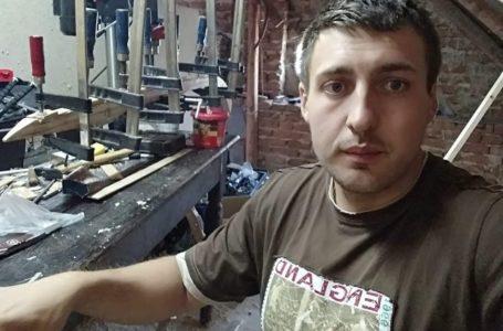 Учасник Олімпіади-2018 Андрій Мандзій з Кременця заявив, що сани майструє вдома сам