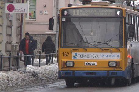 Відсьогодні на тернопільських пасажирів за безквитковий проїзд очікує штраф