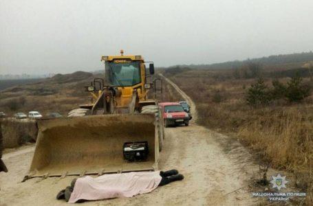 На Тернопільщині під колесами навантажувача загинув чоловік