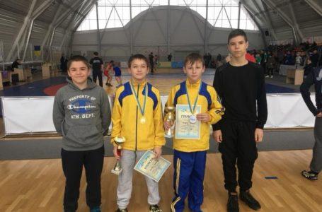 Наші земляки – призери чемпіонату з греко-римської боротьби