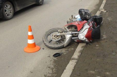 На Тернопільщині водій мотоцикла збив 5-річного хлопчика
