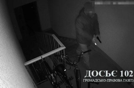 У Тернополі затримали озброєного нападника