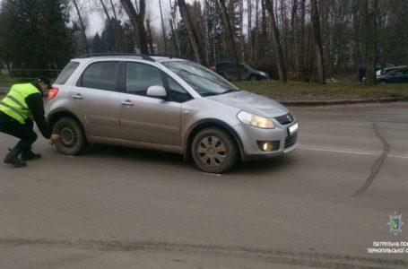 У Тернополі поліціанти розшукують BMW на литовських номерах