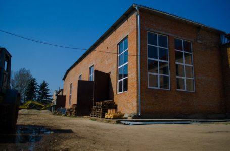 У Козівському районі будують новий цегельний завод