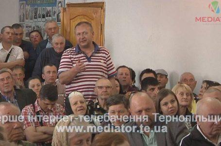 У Білій громада вирішувала чи приєднуватися до Тернополя (Фото)