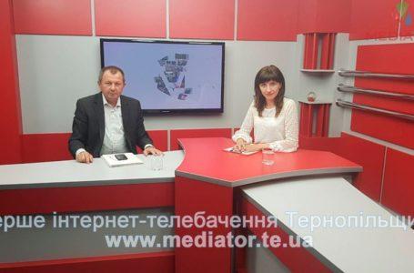 На дорогах Тернопільщини виявлено майже 7 тисяч недоліків, – Василь Деревляний (Ефір)