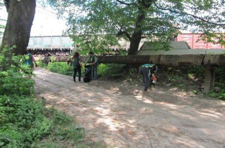 Тернопільські волонтери взялися впорядковувати відпочинкові зони