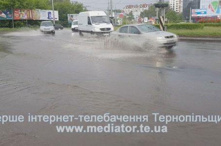 У Тернополі дощитиме до вихідних, кажуть синоптики