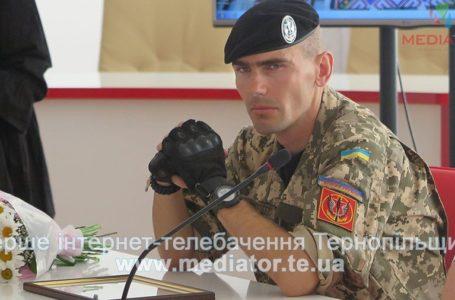 У Тернополі учасникам бойових дій вручили близько мільйона гривень