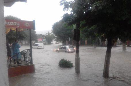 Негода на Тернопільщині: затопило два райцентри (Фото)