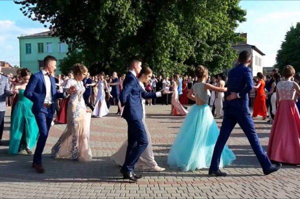 23 червня у Тернополі відбудеться парад випускників