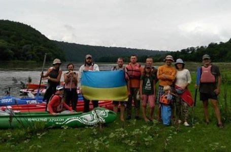 «НІ!» – ГЕС на Дністрі!»: жителі Тернопільщини проти будівництва на річці