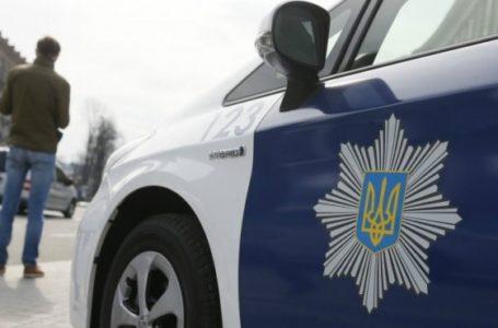 У Тернополі водій залишив авто і біг, бо налякався патрульних