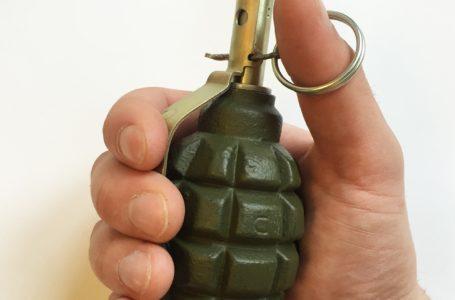 На Тернопіллі росіянин приніс у відділок поліції гранату