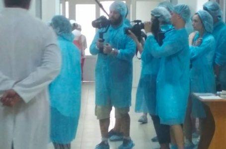 На Тернопільщині ревізор перевіряє  дитячі садки і лікарні