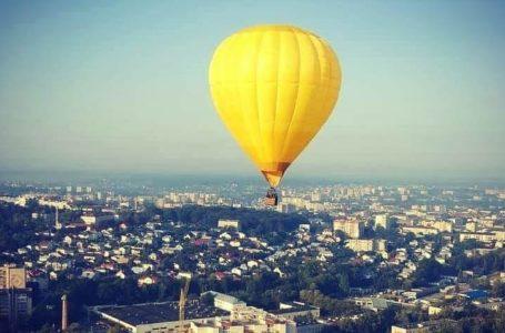 На День міста тернополяни зможуть покататися на повітряній кулі