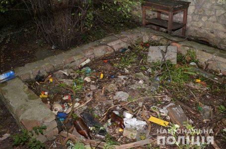 У Тернополі діти знайшли в смітнику людські рештки