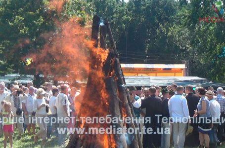 Лемківська ватра на Монастирищині гуртує понад тисячу лемків з усього світу (Відео)