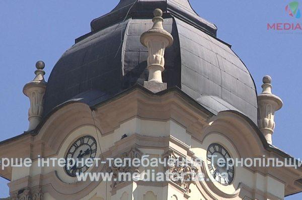 Відновити Бучацьку ратушу до кінця року не встигнуть, бо не отримали грошей (Відео)