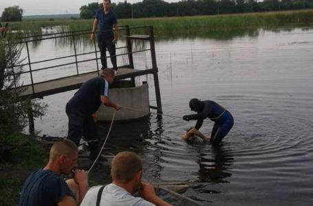 На Гусятинщині втопився молодий чоловік (Фото)