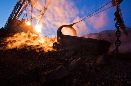 На Тернопільщині згорів екскаватор