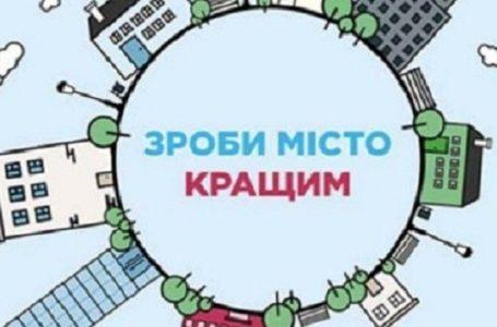 22 жовтня стартує голосування за проекти «Громадського бюджету Тернополя»