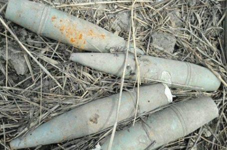 На Шумщині шукач металобрухту розкопав понад півсотні боєприпасів
