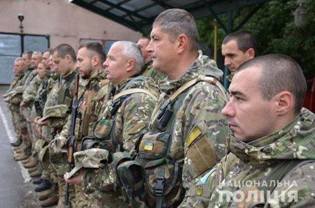 Бійці роти «Тернопіль» вирушили на Схід