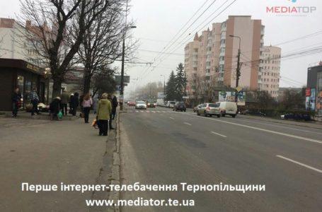 У Тернополі страйкують перевізники. На лінію не виїхала жодна маршрутка