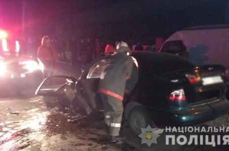 У ДТП на Тернопільщині загинув водій, іншого керманича – госпіталізували