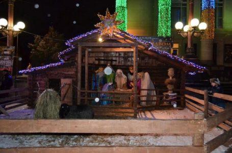 У Тернополі святкують Різдво Христове