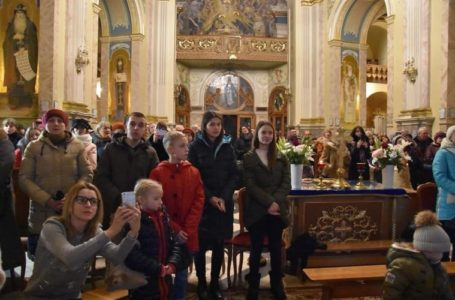 На Тернопільщині розпочалися масові колядування