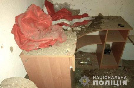 На Підволочищині в руках 11-класниці вибухнула граната. П'ятеро постраждалих
