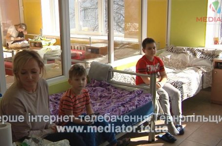 Клієнти ПриватБанку зібрали 50 тисяч на порятунок тернополян від кору (Відео)