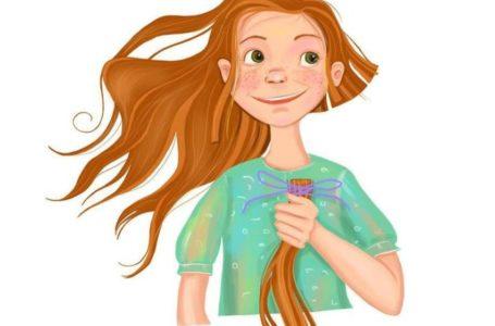Заради онкохворих дітей тернополянки обрізають коси