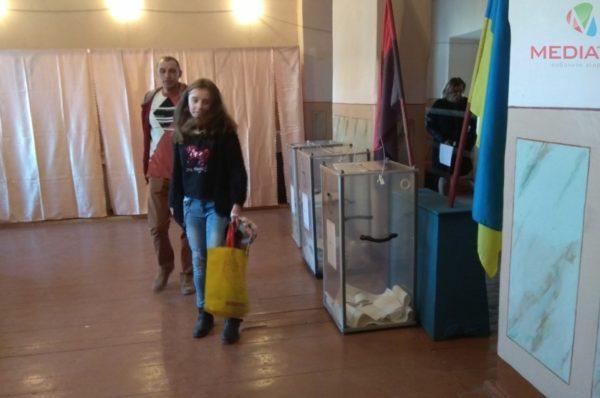 Найвища явка виборців на Тернопільщині в обідню пору (Наживо)
