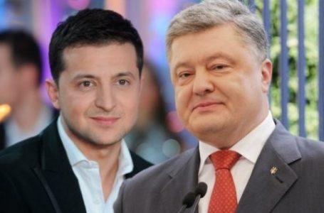 У Порошенка і Зеленського різні погляди щодо війни в Україні
